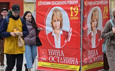 Rusia mban zgjedhjet parlamentare pas shtypjes së pashembullt të opozitës