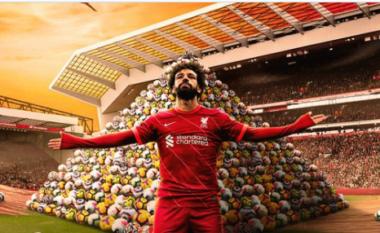 Salah, afrikani i dytë që shënon 100 gola në historinë e Premier Laegue