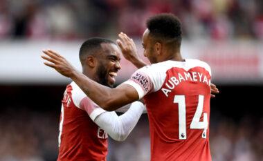Arsenali në pikë kritike, mund të humbasë dy sulmuesit kryesorë