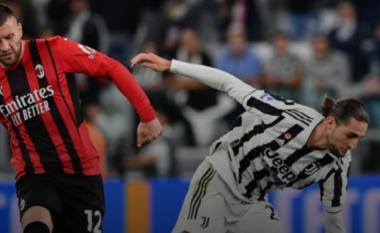 Juve ka harruar fitoren, Milani del me pikë nga Allianz Stadium (VIDEO)