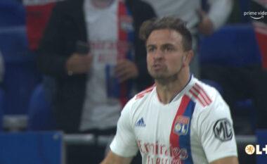 """Xherdan Shaqiri di të shënojë vetëm super gola, shijojeni """"perlën"""" e parë të tij me Lyon (VIDEO)"""