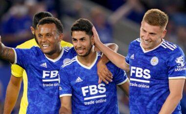 Mes spektaklit, Leicester dhe Napoli ndajnë pikët (VIDEO)