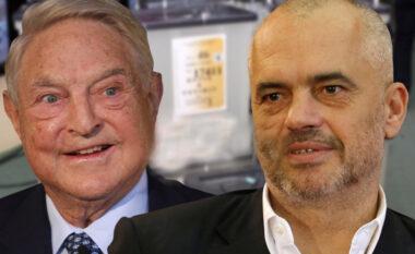 Rama pranon investimet e Soros në Shqipëri: Krenar që e kam mik, për 7 vite shpenzoi 100 milionë dollar!