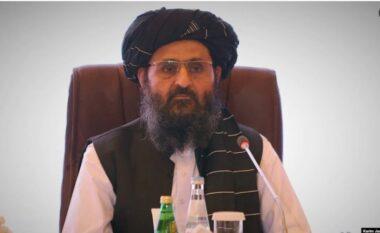 """""""Unë jam mirë, mediat gënjejnë"""", udhëheqësi taleban mohon zërat për shkëmbim zjarri në Pallatin Presidencial"""