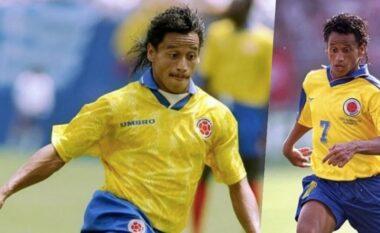 Ish-futbollisti i kombëtares kolumbiane arrestohet në Napoli si trafikant droge