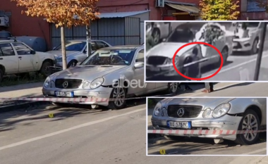 Dalin pamjet, momenti kur i vihet tritoli makinës së punonjësit të policisë në Durrës (VIDEO)