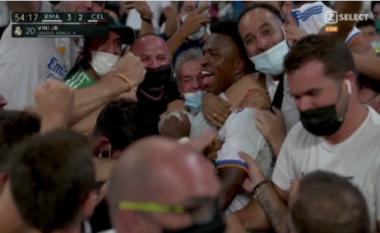 """""""Shpërthen"""" Bernabeu, Reali përmbys rezultatin ndaj Celta Vigos (VIDEO)"""