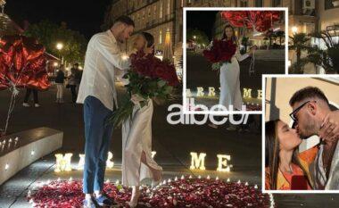 Maturantja më e bukur shqiptare, vajza e biznesmenit merr propozimin përrallor për martesë (FOTO&VIDEO)