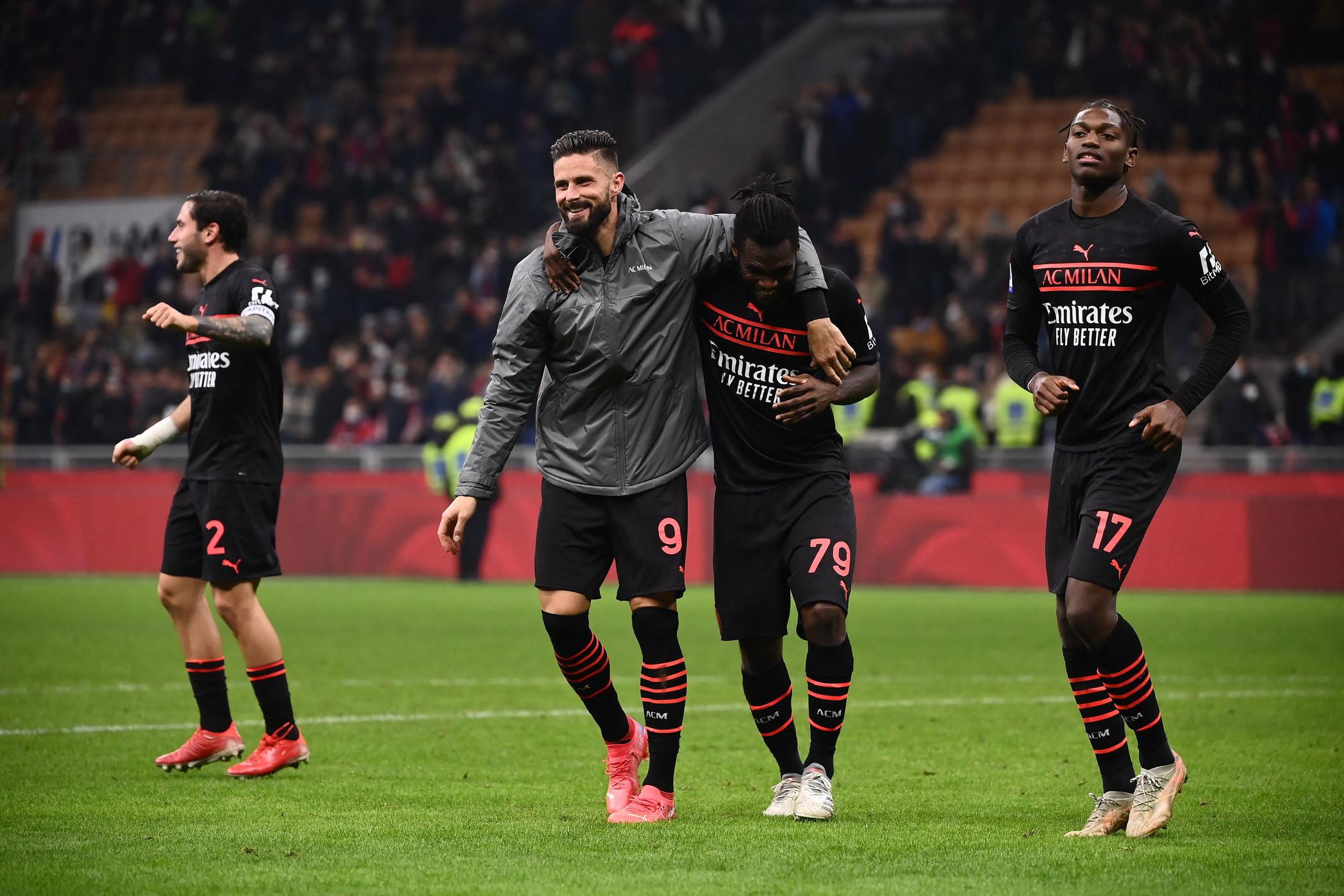"""""""Pushimet"""" për Milanin mbaruan, fillon cikli i ndeshjeve """"BIG"""""""