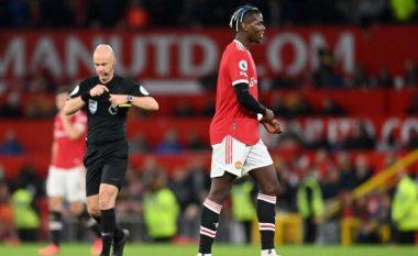 Man United në telashe, ja sa do të mungojë Pogba