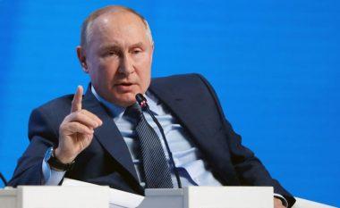 """Putin: Jepini dritë jeshile """"Nord Stream 2"""" për të rritur furnizimin me gaz në BE"""