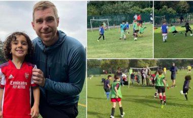 """Njihuni me 4-vjeçarin e Arsenalit që po """"çmend"""" Europën (VIDEO)"""