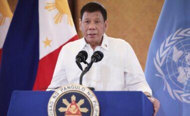 Tërhiqet nga politika Presidenti i Filipineve: Qytetarët mendojnë se nuk jam i kualifikuar