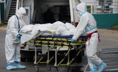 Për herë të parë, vdekjet nga Covid-19 në Rusi i kalojnë 1,000