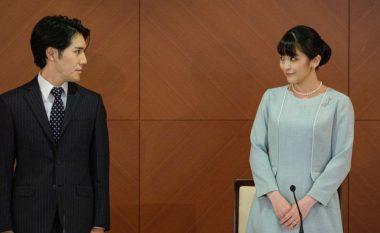 Princesha e Japonisë martohet me një djalë të zakonshëm, humb statusin mbretëror