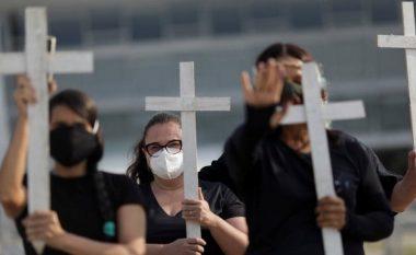 Senatorët brazilianë mbështesin akuzat penale kundër presidentit Bolsonaro për menaxhimin e pandemisë