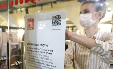Përkeqësimi i situatës së Covid në Rusi, mbyllen shkollat, dyqanet dhe restorantet në Moskë