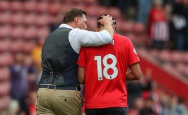 Trajneri i Southampton: Broja shënoi me Kombëtaren, meritonte të luante titullar