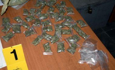 Droga në doza gati për t'u shitur, arrestohen dy persona në Lezhë