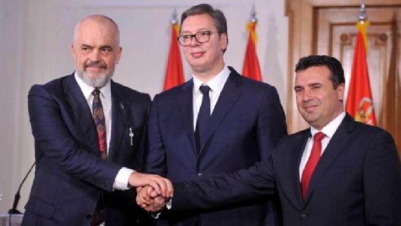 """Open Balkan"" mbërrin në Fletoren Zyrtare, zbulohen 5 objektivat e memorandumit mes tre vendeve"