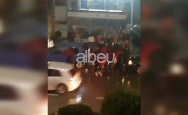 Si u festua fitorja e Kombëtares shqiptare në Kumanovë (VIDEO)