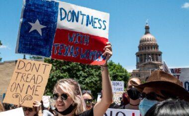 Pezullohet ligji kundër aborteve në Texas të SHBA