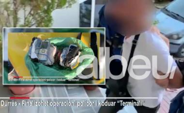 """6 mijë euro të dyja! Si u vu në pranga 34 vjeçari """"problematik"""" me dy mina me telekomandë në Durrës (VIDEO)"""
