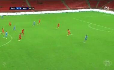 Partizani dhe Kukësi ndajnë pikët në Air Albania (VIDEO)
