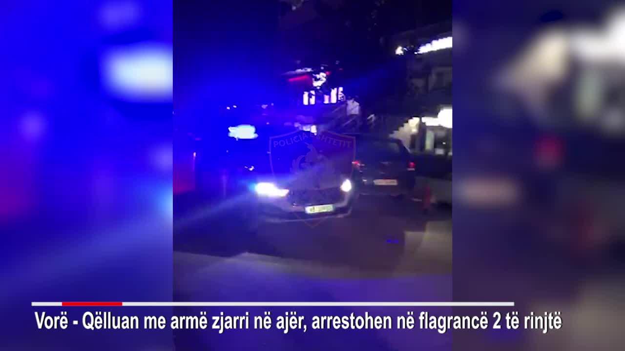 Terrorizuan banorët me breshëri plumbash, bien në pranga 2 të rinjtë nga Shijaku (VIDEO)