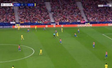 Spektakël në Wanda Metropolitano, shënohen dy gola në 7 minuta (VIDEO)