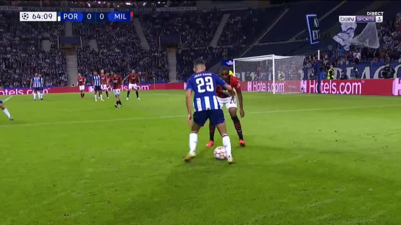 Porto befason Milanin (VIDEO)