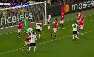 Tronditet Man United, Atalanta dyfshon shifrat (VIDEO)