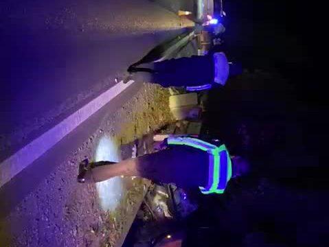 Pamjet e aksidentit në Lezhë (VIDEO)