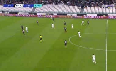 Befasohet Juve, Sassuolo në avantazh (VIDEO)
