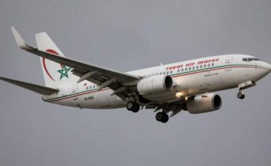 Maroku pezullon fluturimet direkte me Britaninë e Madhe