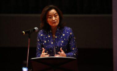 Yuri Kim: Secili nga ne të luajë një rol për t'i dhënë fund dhunës ndaj grave