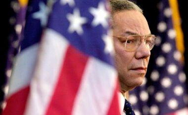 Ndarja nga jeta e ish-sekretarit amerikan, Basha: Kombi ynë ka gjetur përkrahje nga Powell