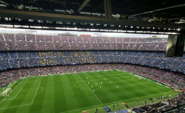 """Camp Nou """"braktiset"""" nga tifozët, si ishte me Messin dhe si është sot (VIDEO)"""