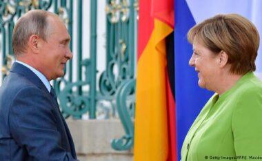 """Rusia """"merr peng"""" Gjermaninë në prag të krizës energjitike: Doni uljen e çmimit të gazit në Europë?"""