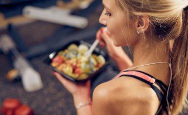 Çfarë duhet të hani pas stërvitjes për të rritur efektin e saj