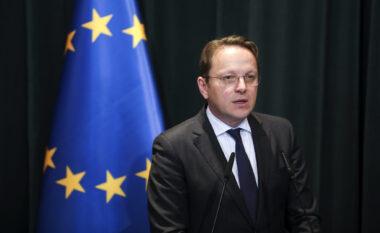 Varhelyi: Shtyrja e negociatave për Shqipërinë dhe RMV, impakt negativ në besueshmërinë e BE