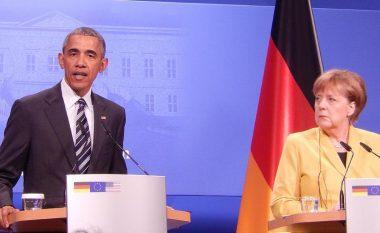 Barack Obama mesazh për Merkel: Me ty bota i ka kapërcyer stuhitë