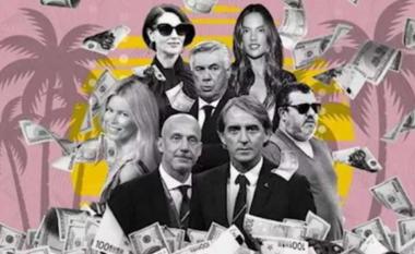 """DETAJET/ Si u përfshi Mancini dhe Vialli te """"Pandora Papers"""""""