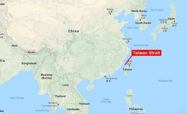 """""""Prag lufte"""", Ministri i Mbrojtjes i Tajvanit: Duhet të jemi të përgatitur për t'u vetëmbrojtur nga Kina"""