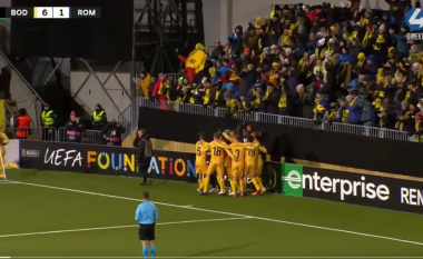 Plot 7 gola, Roma turpërohet keq fare në Norvegji (VIDEO)