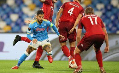 Napoli më në fund siguron fitoren e parë në Europa League (VIDEO)