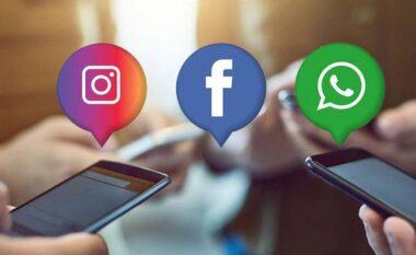 Çfarë po ndodh? Bie Facebook, Instagram dhe Whatsapp