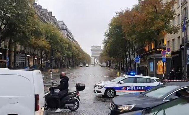 E FUNDIT/ Alarm për bombë në Paris
