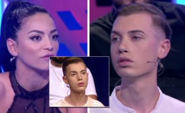 Mikela e quajti gay në takim, ikën konkurrenti i parë nga Për' puthen (FOTO LAJM)