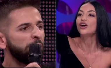 Sherr në Për'puthen! I riu shpërthen ndaj Mikelës: Ti e shet veten për 5 mijë lekë (VIDEO)